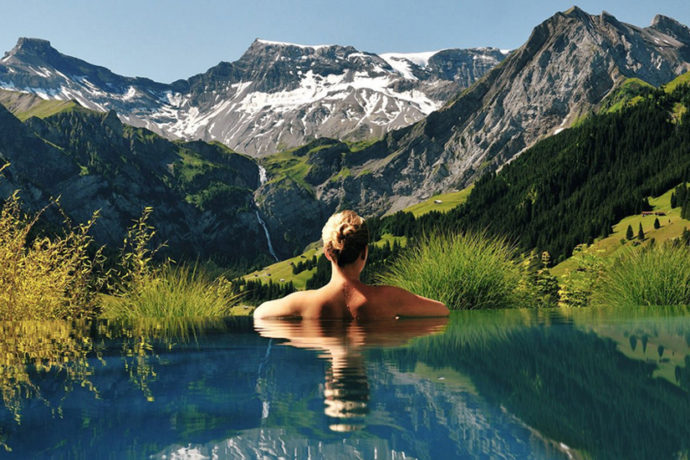 Asomada al valle (The Cambrian Adelboden)
