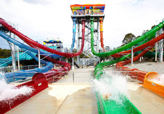 4 Wet'n Wild Gold Coast, Australia