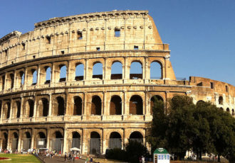 Coliseo de Roma (Flickr)