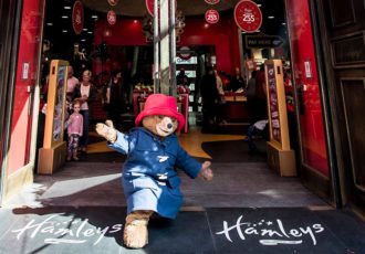 Hamleys, en Londres (Facebook, Hamlys Regent Street London)