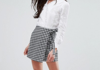 Falda Fashion Union en ASOS.