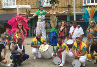 Carnaval de Notting Hill en Londres