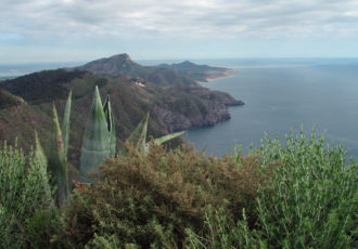 Vistas desde el Parque Natural de Calblanque I HQ Flickr