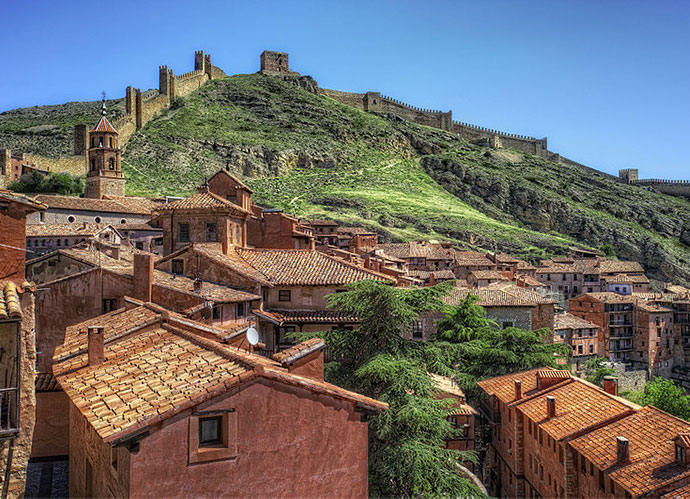 Albarracín, Teruel (es.wikipedia.org)
