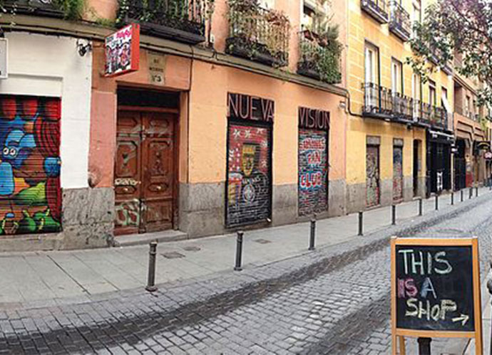 Malasaña, Madrid (commons.wikimedia.org)