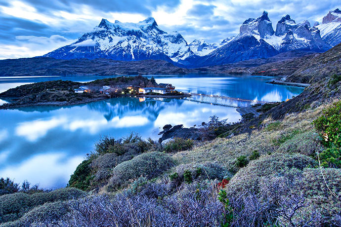 Patagonia, Argentina y Chile (iStock)
