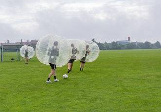 Bubble socer (iStock)