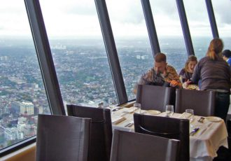 360 CN Tower Restaurant (Toronto)